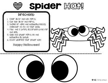 Spider Hat