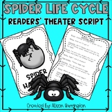 Spider Life Cycle Readers' Theater