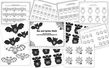 Bat and Spider Math