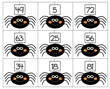 Spider Math Center