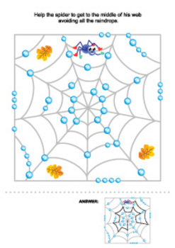 Spider Maze, Commercial Use Allowed