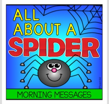 Spider Morning Message