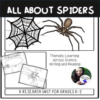 Spider Nonfiction Research Unit