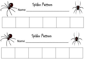 Spider Patterns