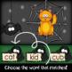 Spider PowerPoint Interactive CVC Game!