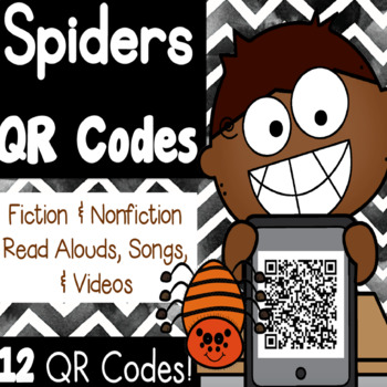 Spider QR Codes