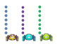 Spider Races Animated Interactive PowerPoint Game Hallowee