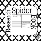 Spider Research Book