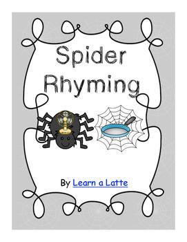 Spider Rhyming