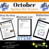 October Robot STEM Challenge