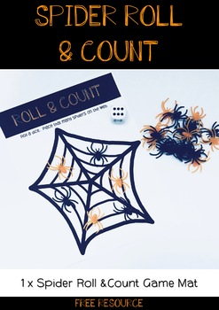 Spider Roll and Count