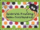 Spider Round Up~Game~Tens~Hundreds