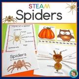 Spider STEM activities