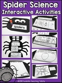 Spiders Science Interactive Activities