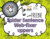 Spider Sentences: Web Fixer Uppers