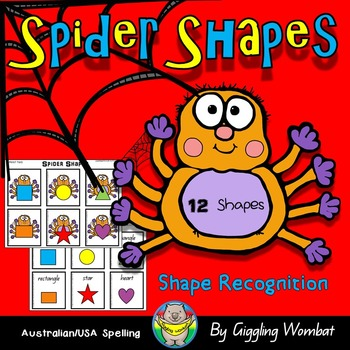 Spider Shapes