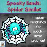 Halloween Similes, Halloween Headbands