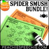 Spider Smush Speech and Language {No Prep Bundle}