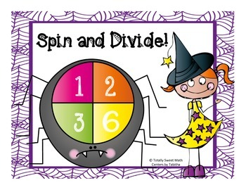 Spider Spin Division- A Division Spinner Center!