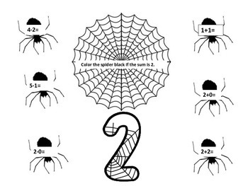 Spider Sums to 10