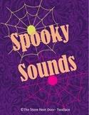 Spider Theme Beginning/Ending Sounds