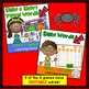 Spider Themed  BUNDLE of Literacy Learning Games