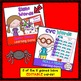 Literacy Learning Games BUNDLE - Spider Theme