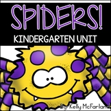 Spider Unit - Kindergarten