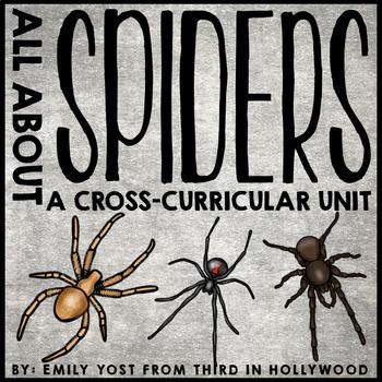 Spider Unit: A Cross-Curricular Unit