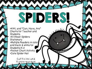 Spiders Unit - SPIDERS!