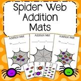 Spider Web Addition Mats