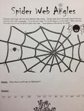 Halloween Spider Web Angles