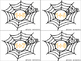 Spider Web Counting and Addition Cards
