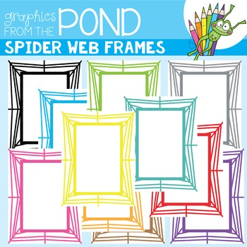 Spider Web Cover Pages