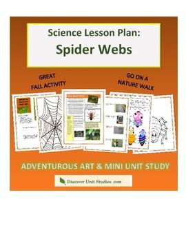Science Lesson Plan: Spider Webs