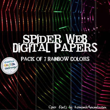 Spider Web Digital Papers