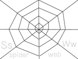Spider Web Early Literacy