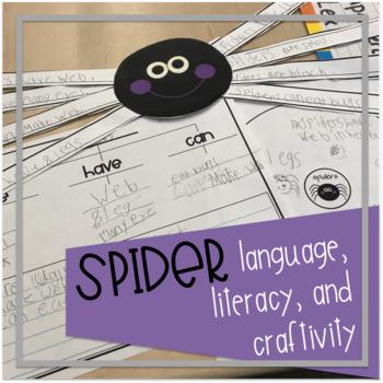 Spider Web Literacy