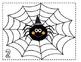 Spider Web Number Mats