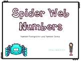 Spider Web Numbers