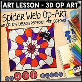 Art Lesson - October Art