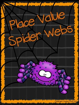 Spider Web Place Value