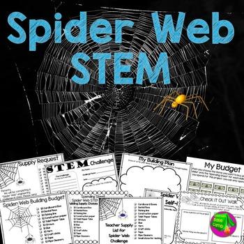 Spider Web STEM