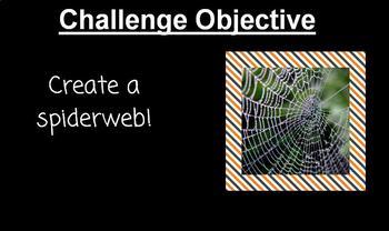 Spider Web Stem Challenge