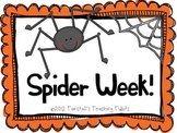 Spider Week