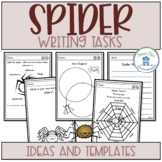 Spider Writing