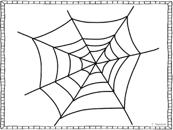Spider Writing Freebie