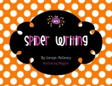 Spider Writing (with circle and tree maps)
