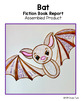 Spider and Bat Book Report Activities - Fiction Story Elements