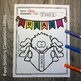 Bats and Spiders Coloring Pages  - 36 Page Bats and Spiders Coloring Book